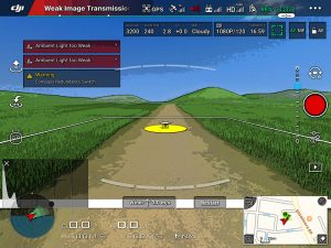 Simulador DJI - Zenit Drones
