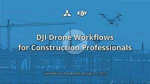 Webinar DJI - Zenit Drones