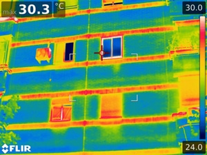 Cámara Termográfica - Zenit Drones II