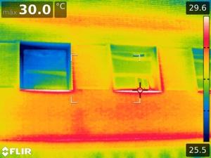 Cámara Termográfica - Zenit Drones III