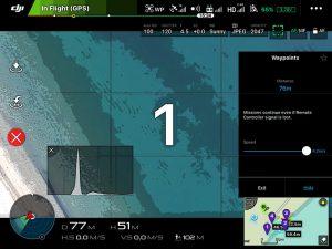 DJI GO GS PRO - Plano