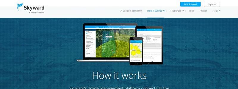 Skyward - Zenit Drones