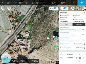Dji-GS-Pro-3D-Map-POI--Solapes--Zenit-Drones--