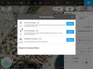Dji GS Pro 3D Map POI_Precio - Zenit Drones -