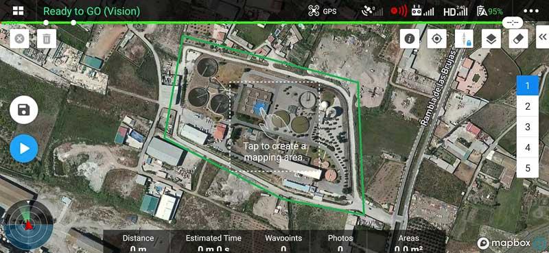 3_Seleccion_area_DJI_PILOT_Zenit_Drones